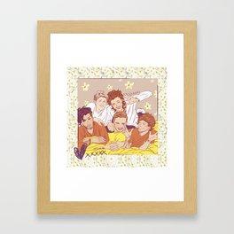 OT-Five Framed Art Print