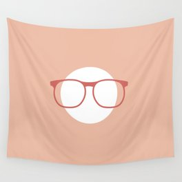 Head On Wall Tapestry