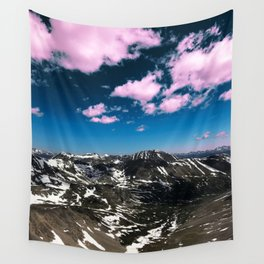 Cotton Candy Views Wall Tapestry