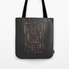 Bunch of Blades Tote Bag