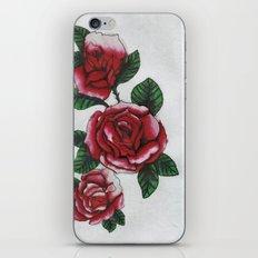 New roses iPhone & iPod Skin