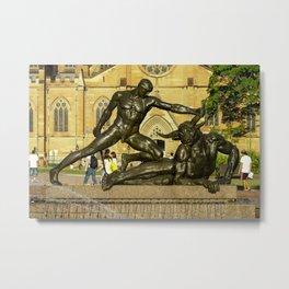 Archibald Fountain, Hyde Park, Sydney Metal Print