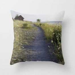 Fields of Neptune #2 Throw Pillow