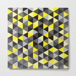 when life gives you concrete, make lemons Metal Print