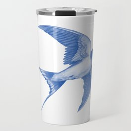 Barn Swallow - option Travel Mug