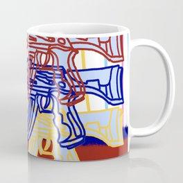 Toy gun (wilder) Coffee Mug