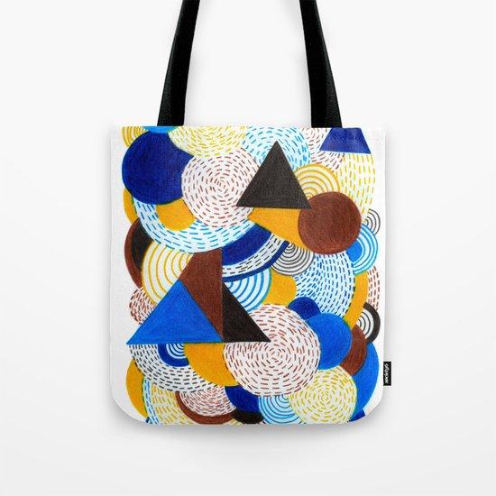 Cold sunshine Tote Bag