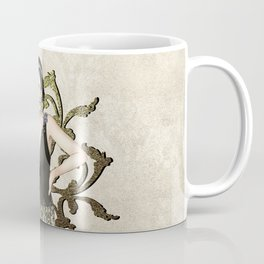 1920s Jazz Siren Coffee Mug
