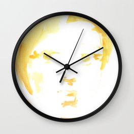 Portrait 149 Wall Clock