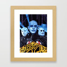HELLRAISER Framed Art Print