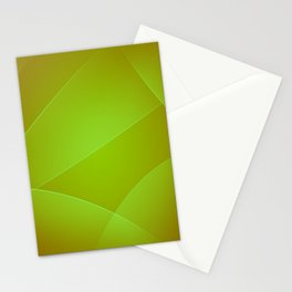 Olive, Lima & Limeade Colors Stationery Cards