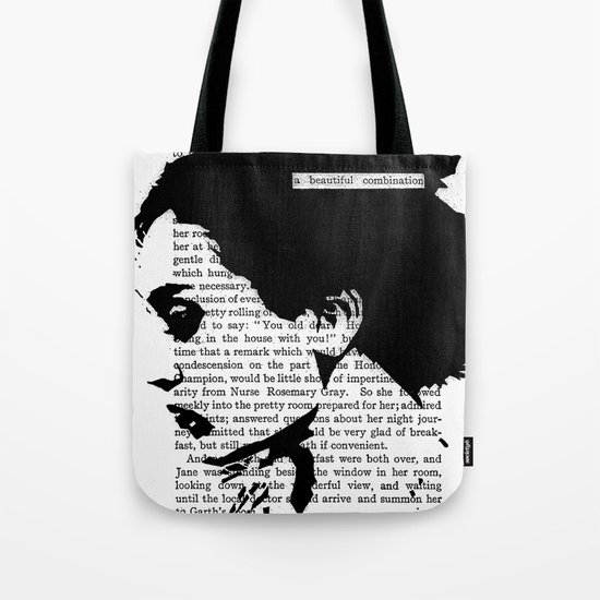A Beautiful Combination Tote Bag