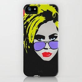 Ladygaga iPhone Case