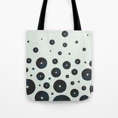 Sea's Design - Urchin Skeleton (Black) Tote Bag
