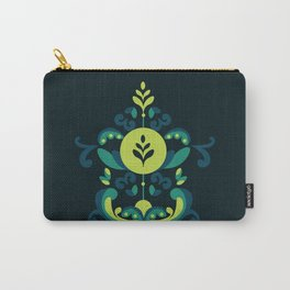 Frozen Rosemailing Carry-All Pouch