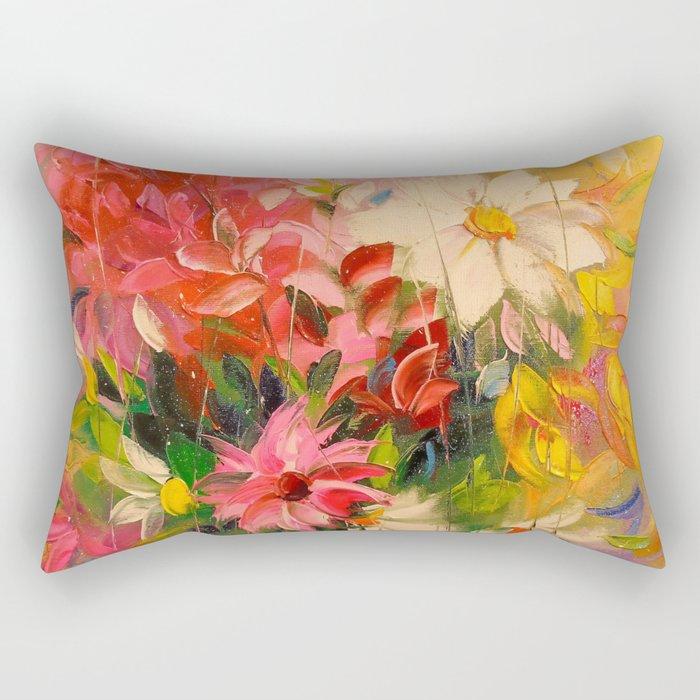 Ball colors Rectangular Pillow