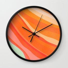 heatwave 2 Wall Clock