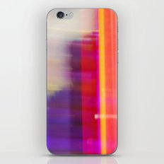 Lights iPhone & iPod Skin