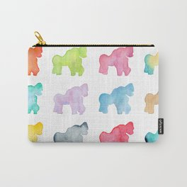 [Endangered Animals] - Gorilla Carry-All Pouch