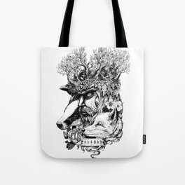 Jack in the Green Tote Bag