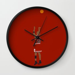 NBA Players | MichaelJordan Dunk Wall Clock