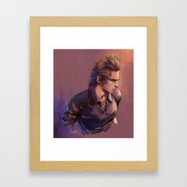 Ignis 2 Framed Art Print