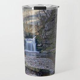 West Burton Falls Travel Mug