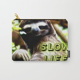 Slow Life Carry-All Pouch