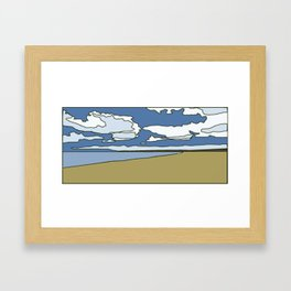 Westport Framed Art Print