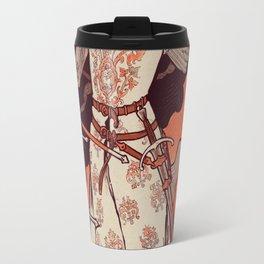 Joan of Arc Travel Mug