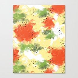 Watermelon Explosion #society6 #watermelon Canvas Print