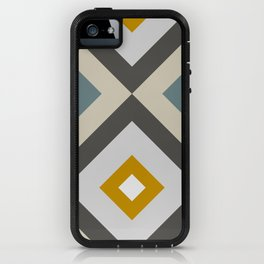 Mid West Geometric 04 iPhone Case