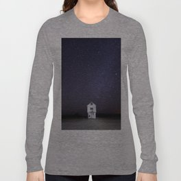 Abandoned White House Long Sleeve T-shirt