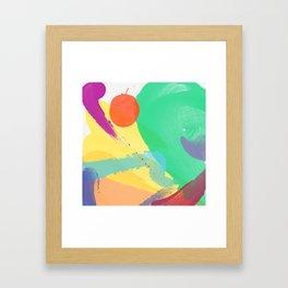 AQUACHROMIA VOL. I Framed Art Print