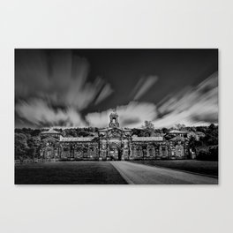Chatsworth stables Canvas Print