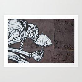 Bumbershoot Art Print