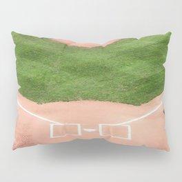 Baseball field Pillow Sham