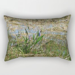 Beauty in the Everglades Rectangular Pillow