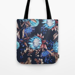 King protea flowers Tote Bag