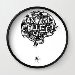 Animal Collective Wall Clock