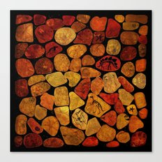 Secret of Amber  Canvas Print