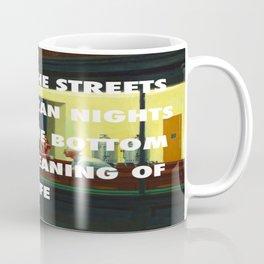 New York City Nighthawks Coffee Mug