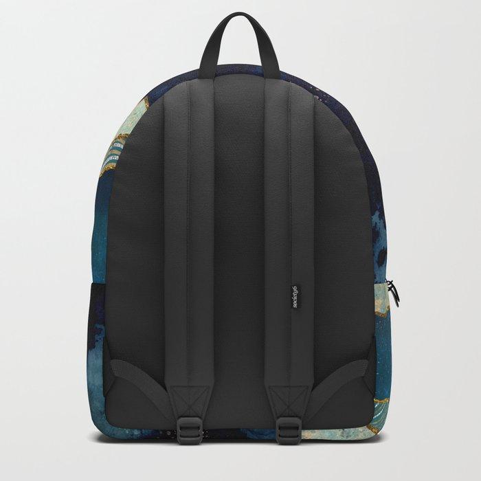 Indigo Sky Backpack