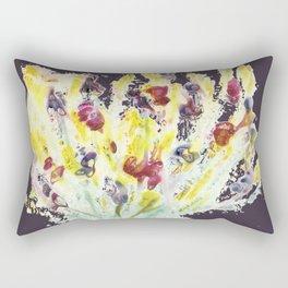Bursting Bunch of Blots Rectangular Pillow