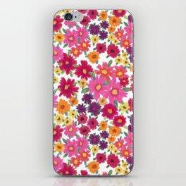 Impressionist Floral iPhone Skin