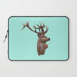 Deer Low poly Laptop Sleeve