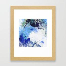SPACKLED Framed Art Print