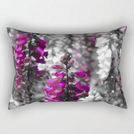Dreaming Of Fields Of Foxgloves Rectangular Pillow