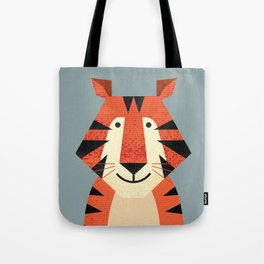 Whimsy Tiger Tote Bag