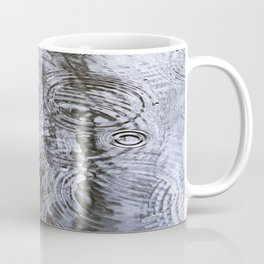 Abstract Raindrops Coffee Mug